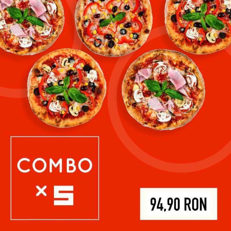 COMBO X5,